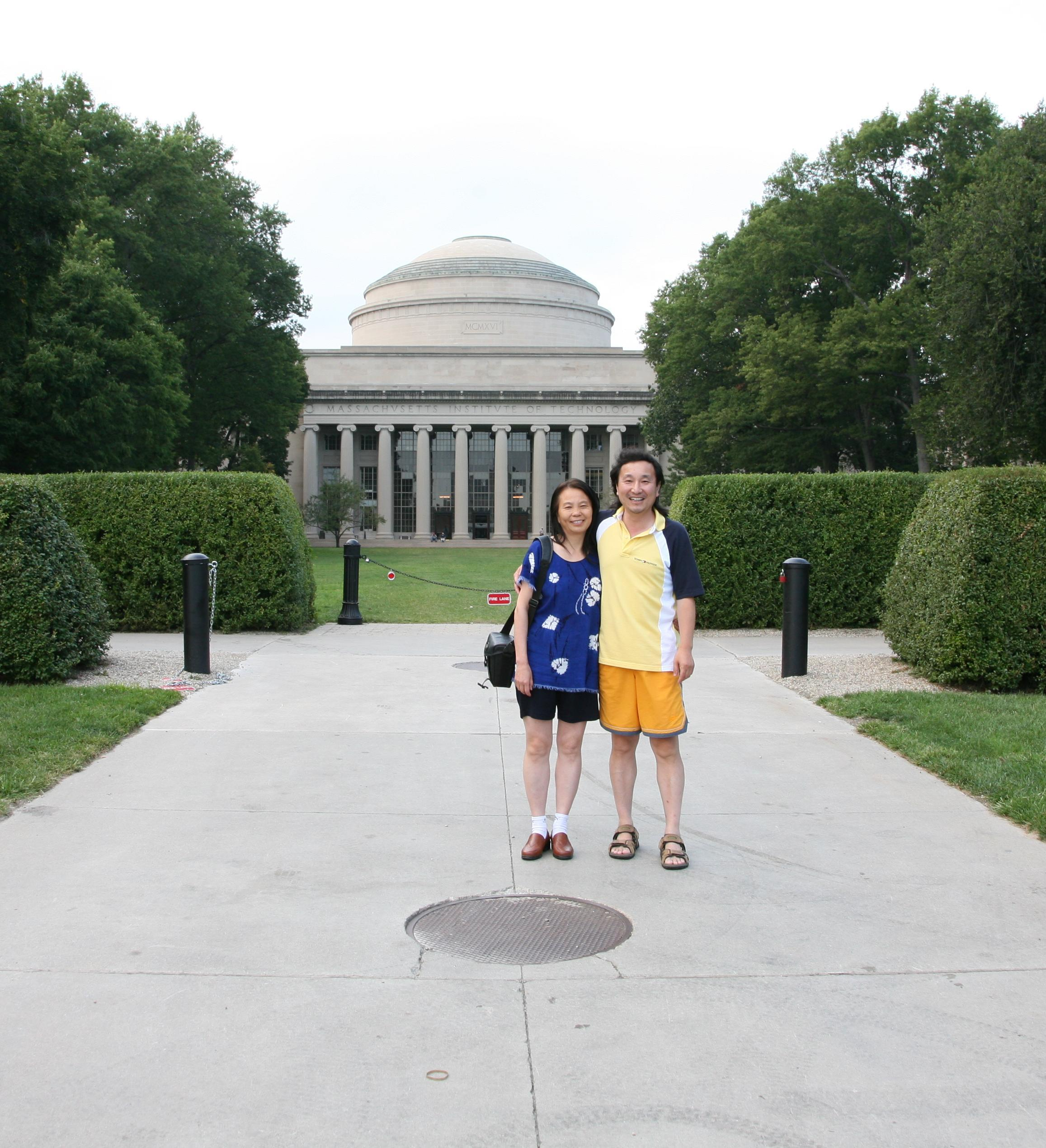 Columbia University of Engineering and MIT???