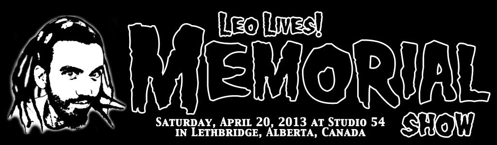 Leo lives memorial show leo lives malvernweather Gallery