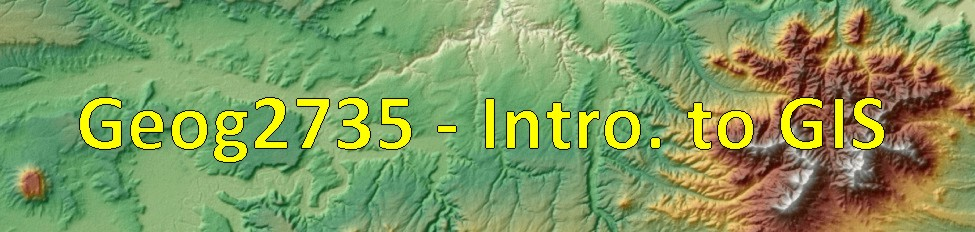 an introduction to gis in the fall of 1998 Gis and spatial data analysis: converging perspectives introduction we take as our starting point the state of geographic information systems (gis) and of early gis see foresman, 1998 maguire, goodchild, and rhind, 1991.